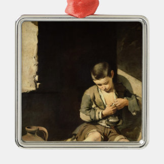 The Young Beggar, c.1650 Christmas Ornament