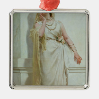 The Young Bride, 1883 Christmas Ornament