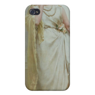 The Young Bride, 1883 iPhone 4 Case