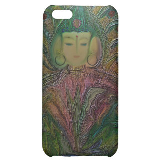 THE YOUNG BUDDHA...HARD SHELL  CASE FOR iPhone 5C