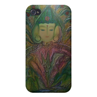 THE YOUNG BUDDHA...HARD SHELL  iPhone 4 COVER