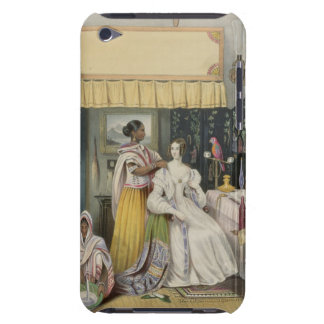 The Young Lady's Toilet, plate 2 from 'Anglo India iPod Touch Covers