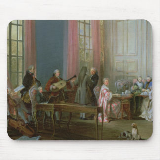 The Young Mozart at the clavichord Mouse Pad