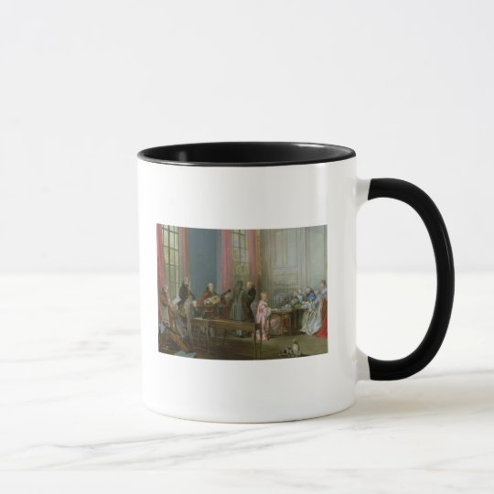 The Young Mozart at the clavichord Mug
