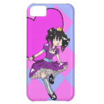 The Young Queen of Hearts Cover For iPhone 5C