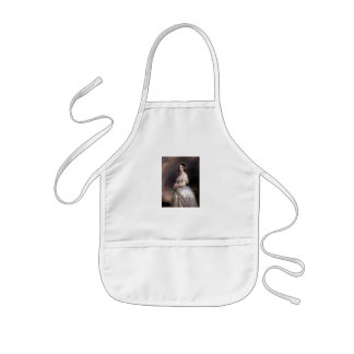 The Young Queen Victoria Kids Apron