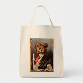 The Young Swell Grocery Tote Bag