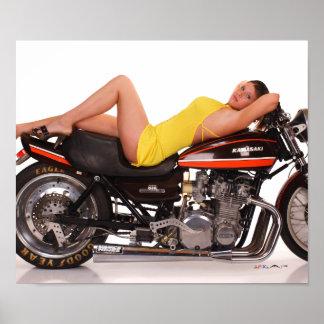 The Z1 & Model Cassie Poster