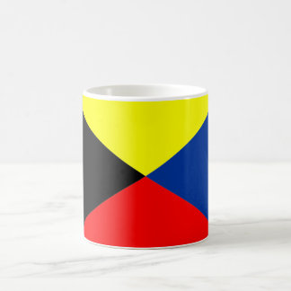 The Z flag (zetsuto to come,) magnetic cup