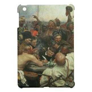 The Zaporozhye Cossacks writing a letter iPad Mini Cover