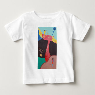 The Zayn Letter - hebrew alphabet Baby T-Shirt