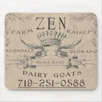 The Zen Goats Pad Mouse Pad