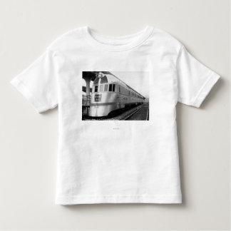 The ZepherStainless Steel Streamlined Train Toddler T-Shirt