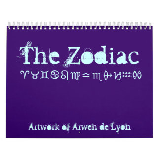 The Zodiac Calendars