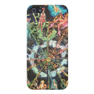 The Zodiac iPhone 5/5S Covers