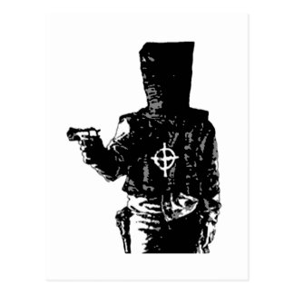 The Zodiac Killer Postcard