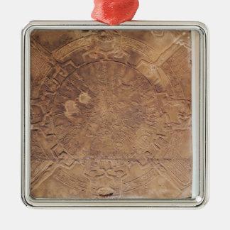 The Zodiac of Dendarah Christmas Ornament