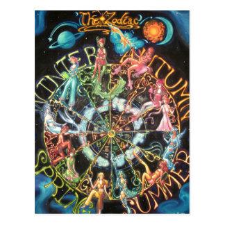 The Zodiac Postcard