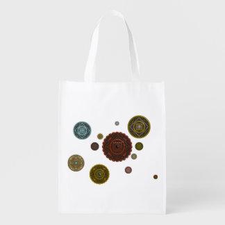 The Zodiac Reusable Grocery Bag