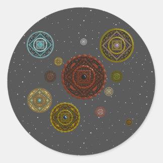 The Zodiac Sticker