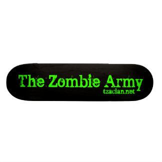The Zombie Army Skate Decks