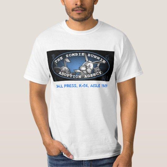 The Zombie Bunnie Adoption Agency T-Shirt