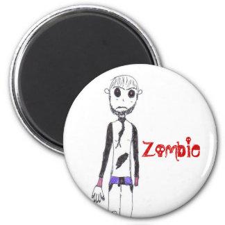 The Zombie Fridge Magnet