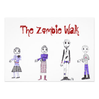 The Zombie invite