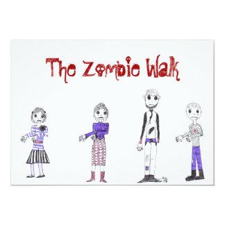 The Zombie invite...