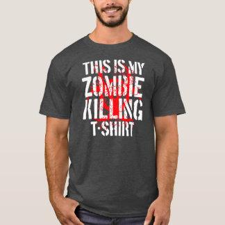The Zombie Killing Tee