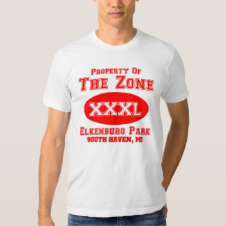 The Zone South Haven, Michigan Tees