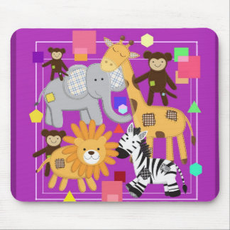 The Zoo. Mouse Pad