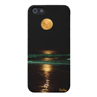 TheAeys - moon reflection iPhone 5/5S Cases