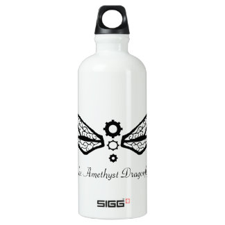 theAmethystDragonfly dragonfly logo SIGG Traveller 0.6L Water Bottle