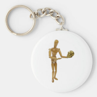 Theater050809 Basic Round Button Key Ring