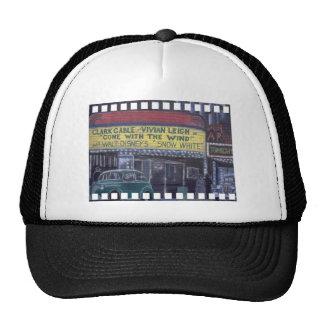 Theater Graffiti Trucker Hats