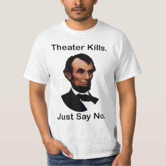 theater kills t-shirt