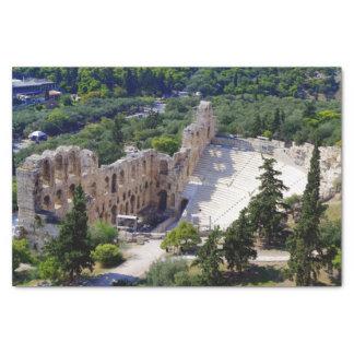 Theater of Herod Atticus - Athens Tissue Paper