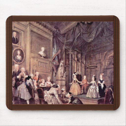 Theater Of The Children In The House Of John Mousepads
