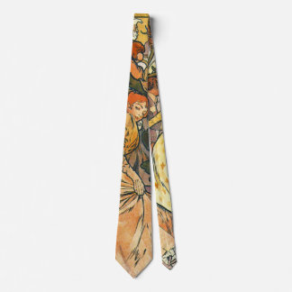 Theater Poster 1895 Tie