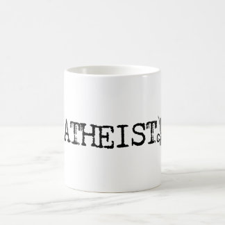 theATHEISTcat com Official Atheist Cat Apparel Coffee Mugs