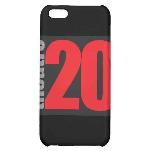 Theatre 20 iPhone Case iPhone 5C Case