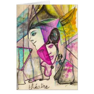 Theatre Card