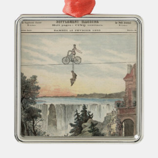 Theatre de la Gaite Performers Christmas Ornament