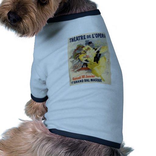 Theatre de l'Opera Pet Shirt