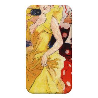 Theatre de l'Opera - Grand Fete, Jules Cheret iPhone 4/4S Case