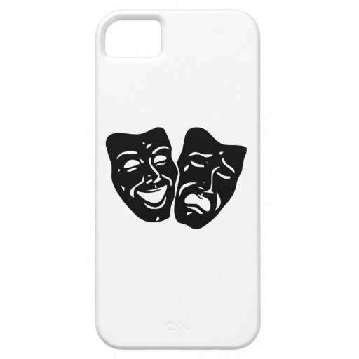 Theatre Faces iPhone 5 Cases
