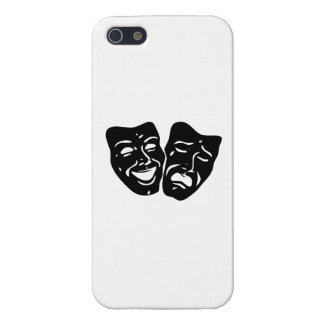 Theatre Faces iPhone 5/5S Covers