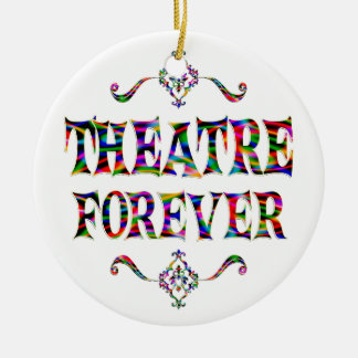Theatre Forever Christmas Ornament
