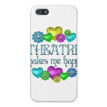 Theatre Happiness iPhone 5 Covers